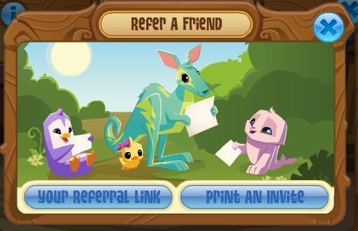 How do I invite a friend to play Animal Jam Classic? - AJ ...